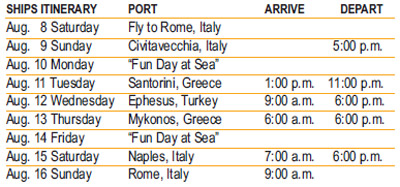 mediterreanean-cruise-bethel-tours-and-greek-isles-itnerary